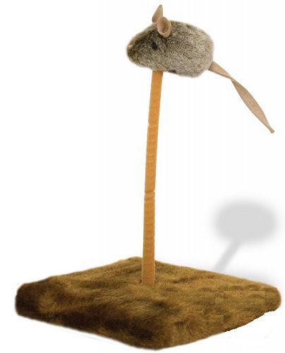 Rato eletrônico na base