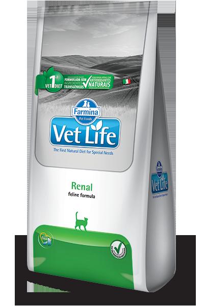 Renal vet Life 400g, 2 kg