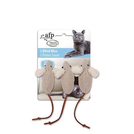 Trio ratos catnip Comfort