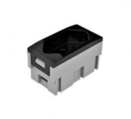 Tomada Eletrica BLK 20A 3p - Dutotec