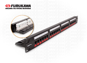 Patch Panel Gigalan 24p Cat.6 Furukawa