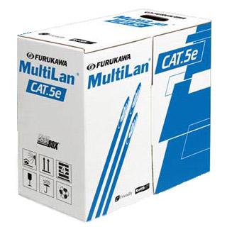 Caixa de Cabo UTP Furukawa Multilan 4 Pares CAT.5E CMX