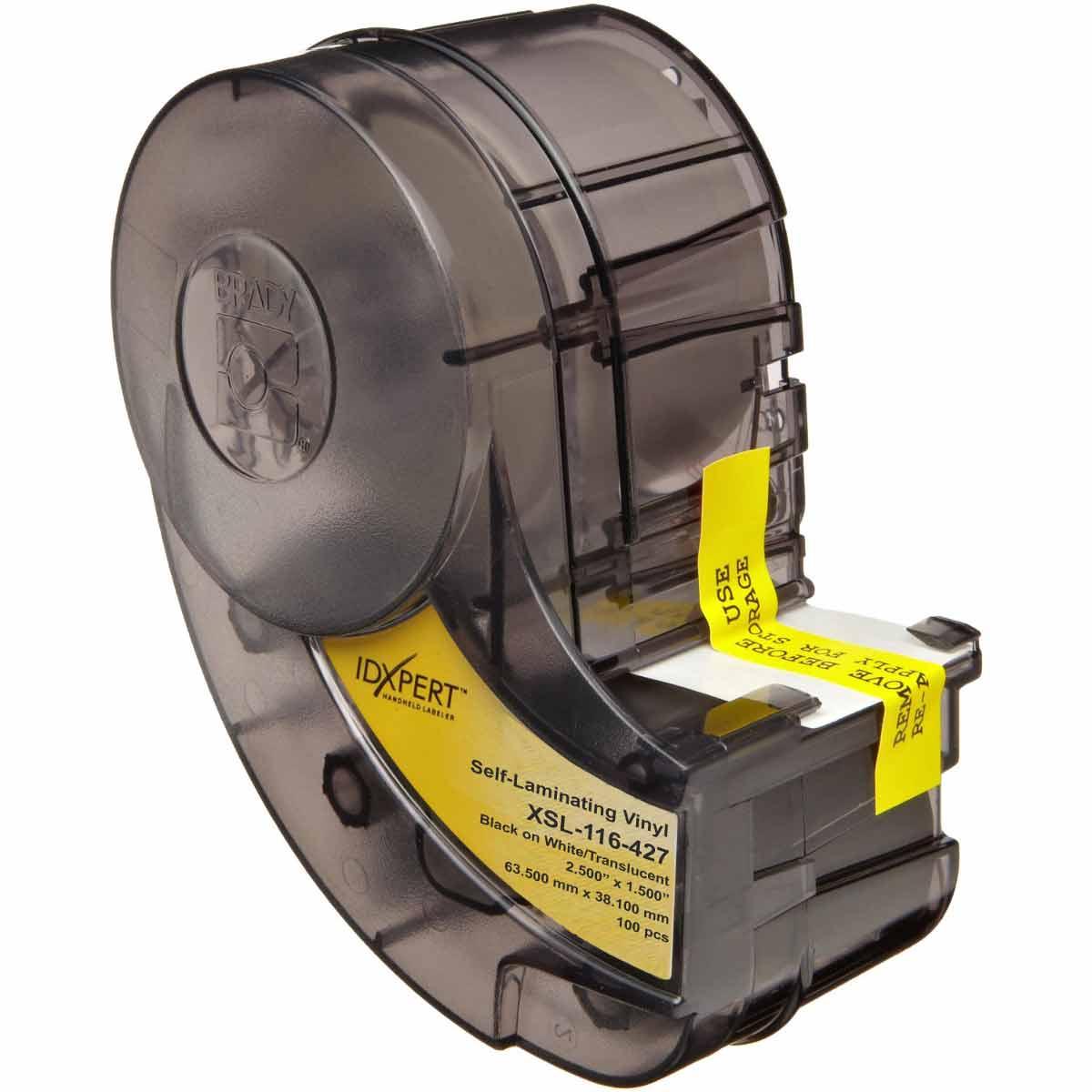 Etiqueta Fita XSL-116-427  IDXPERT Brady