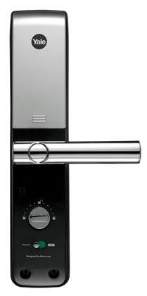 Fechadura Digital Biométrica YMF 40 Yale