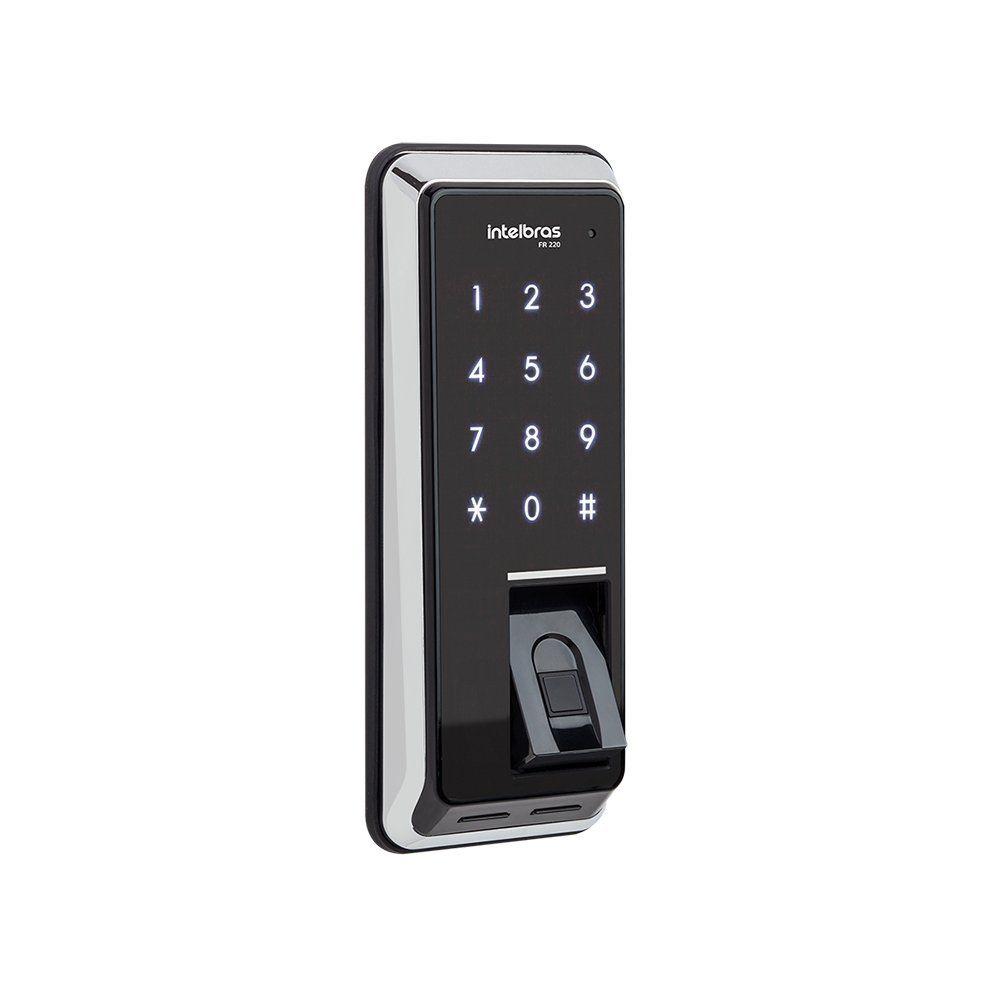 Fechadura Digital  com Biometria FR220