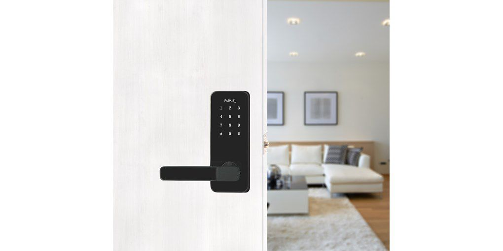 Fechadura Digital Papaiz Smart Lock