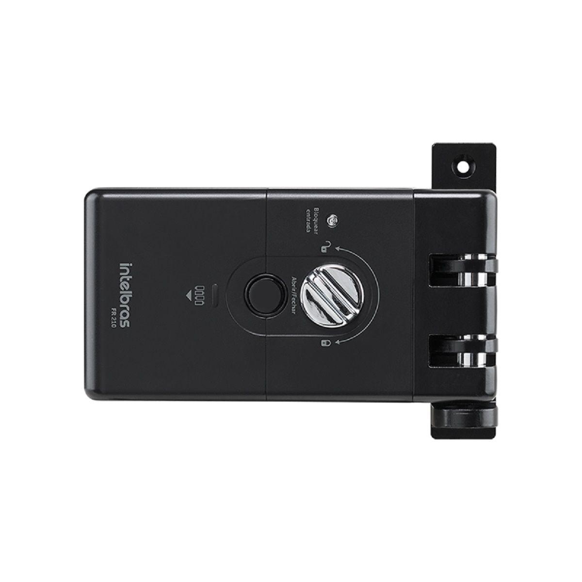 Fechadura Digital para Porta de Correr FR210