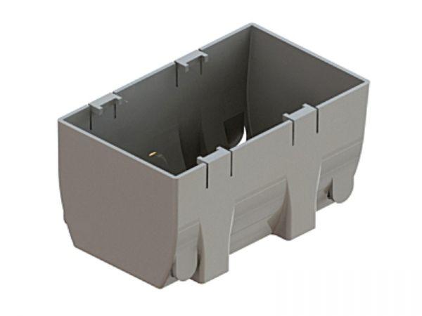 Fundo para Caixa Open Box 4 Blocos