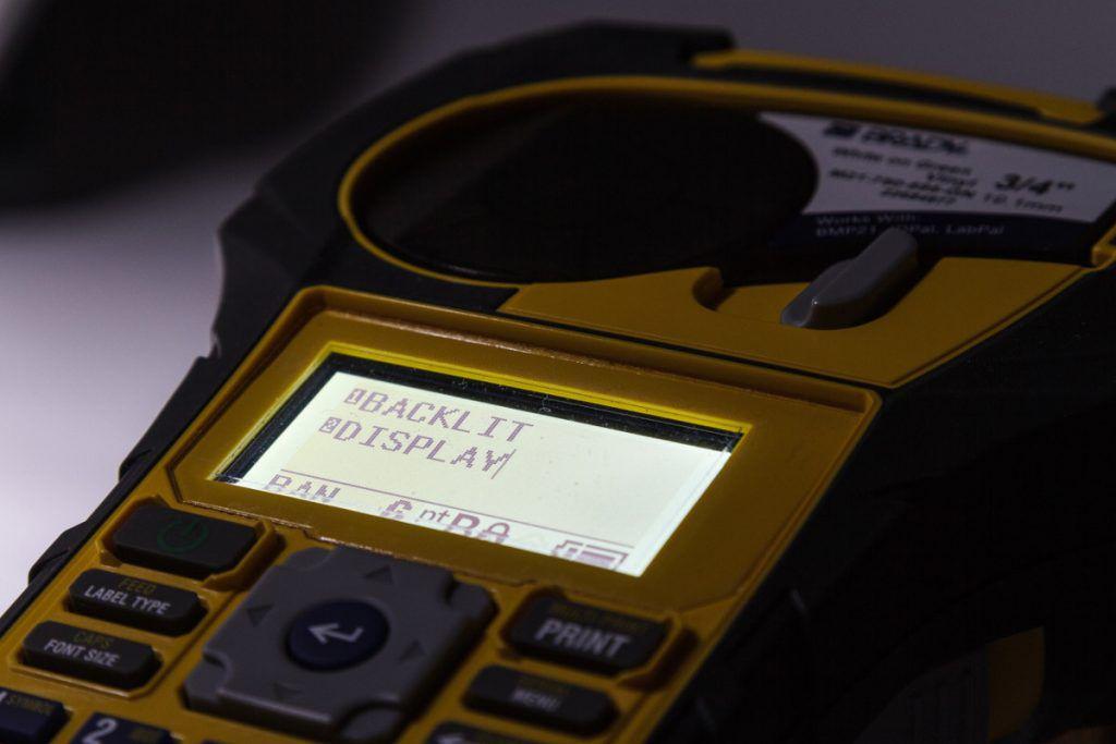 Impressora Rotuladora Brady Bmp21 Plus Profissional