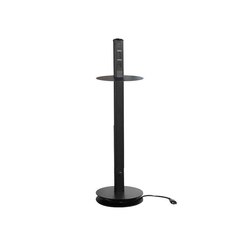 Mini Coluna Access 2 Eletricas + 2 USB 1MT