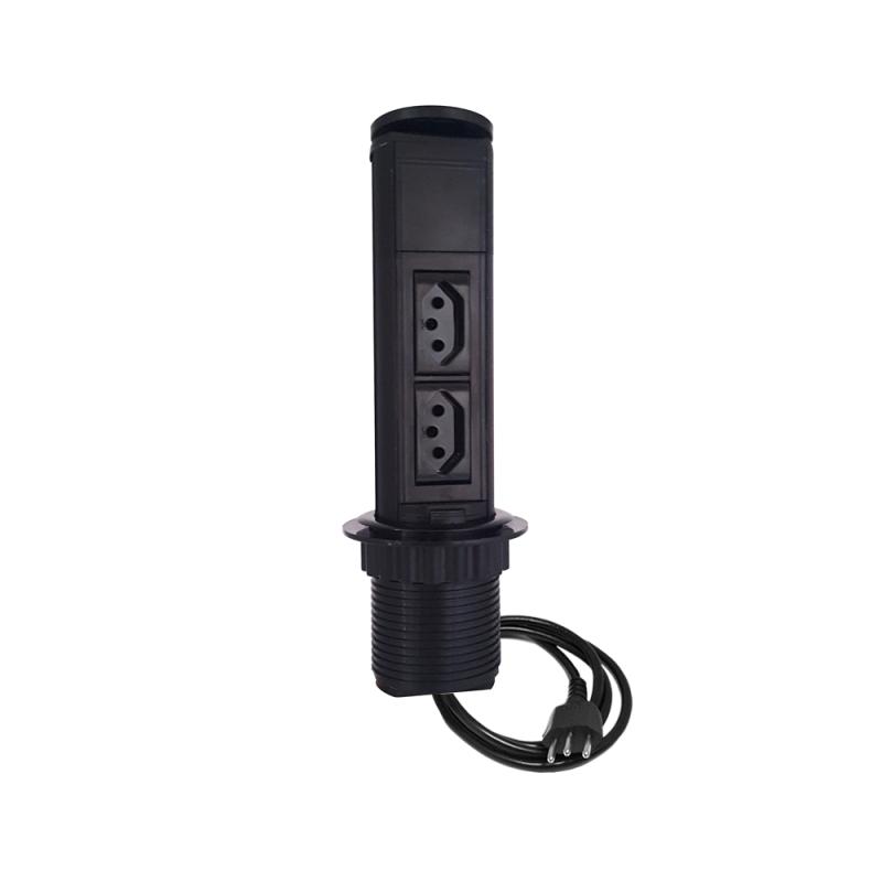 Torre de tomada manual - 2 Elétricas