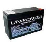 Bateria Selada 12v 7,0 Para Nobreak Up1270seg Unipower