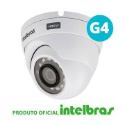 CÂMERA DOME INTELBRAS FULL HD VHD 1220 D MULTI HD G4 (2.0MP | 1080P | 2.8MM |