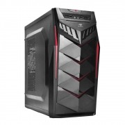 Gabinete Gamer MT-G70BK sem fonte Audio HD C3Tech