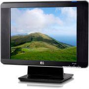 """Monitor LCD 15"""" Black - HP"""