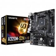 Placa-Mãe Gigabyte mATX AM4 DDR4 GA-A320M-S2H