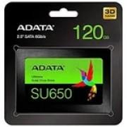 Ssd adata su650 120gb 2,5 SATA 3 ASU650SS-120GT-R