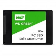 Ssd Wd 240Gb Green Sata3 2.5 7Mm Wds240G2G0A