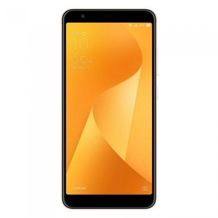 ASUS Zenfone Max Plus (M1) 3GB/32GB Dourado Tela: 5,7