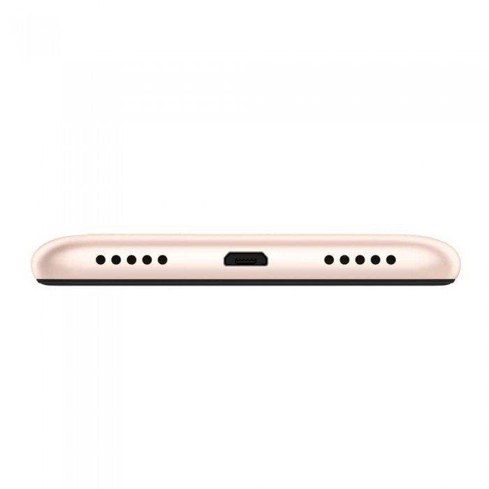 """ASUS Zenfone Max Plus (M1) 3GB/32GB Dourado Tela: 5,7"""" Full HD Câmera: Dual: 16MP + 8MP / 8 MP Memória: 32 GB / 3 GB Conectividade: 4G"""