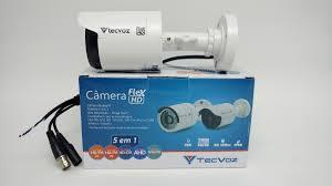 Câmera Bullet IR 15m - Flex HD