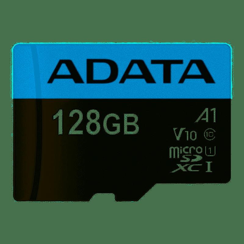 CARTAO DE MEMORIA ADATA 128GB AUSDX128GUICL10A1-RA1