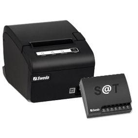 Combo Sweda Impressora Térmica Si300 + Sat Fiscal Ss2000