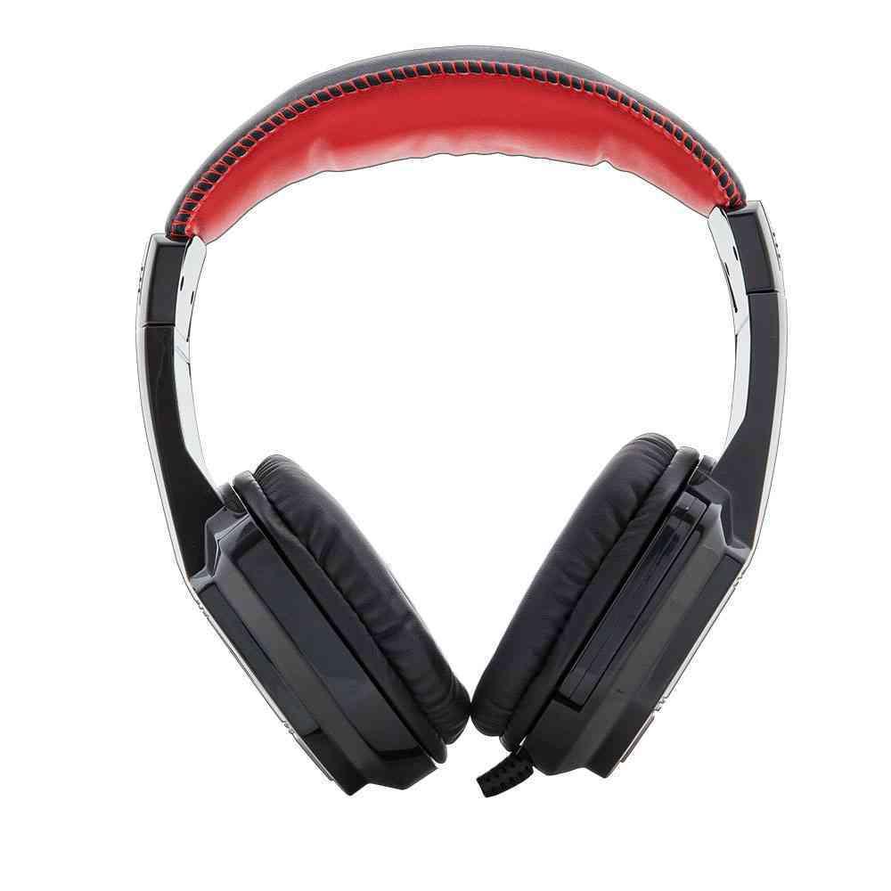 Fone com Microfone Gamer Crow PH-G100BK C3Tech