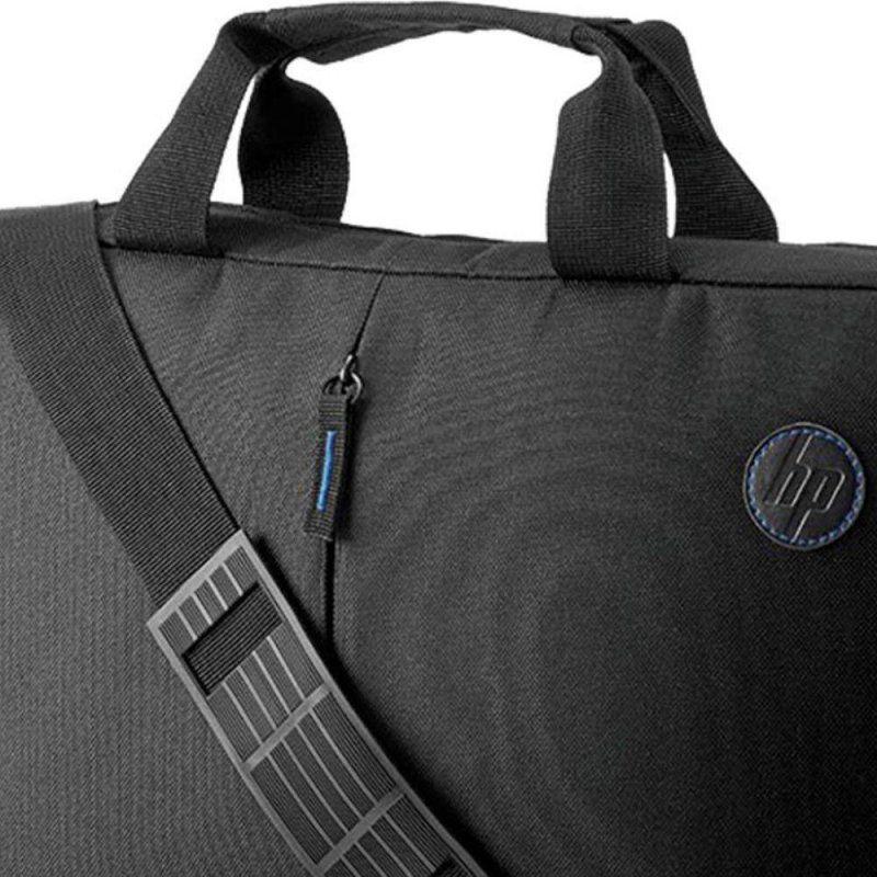 Maleta HP Atlantis para Notebook até 15.6´ - Slim com organizador - Preta