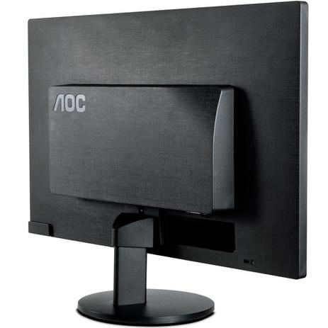 "Monitor AOC LED HD Widescreen 18,5"" E970SWNL"