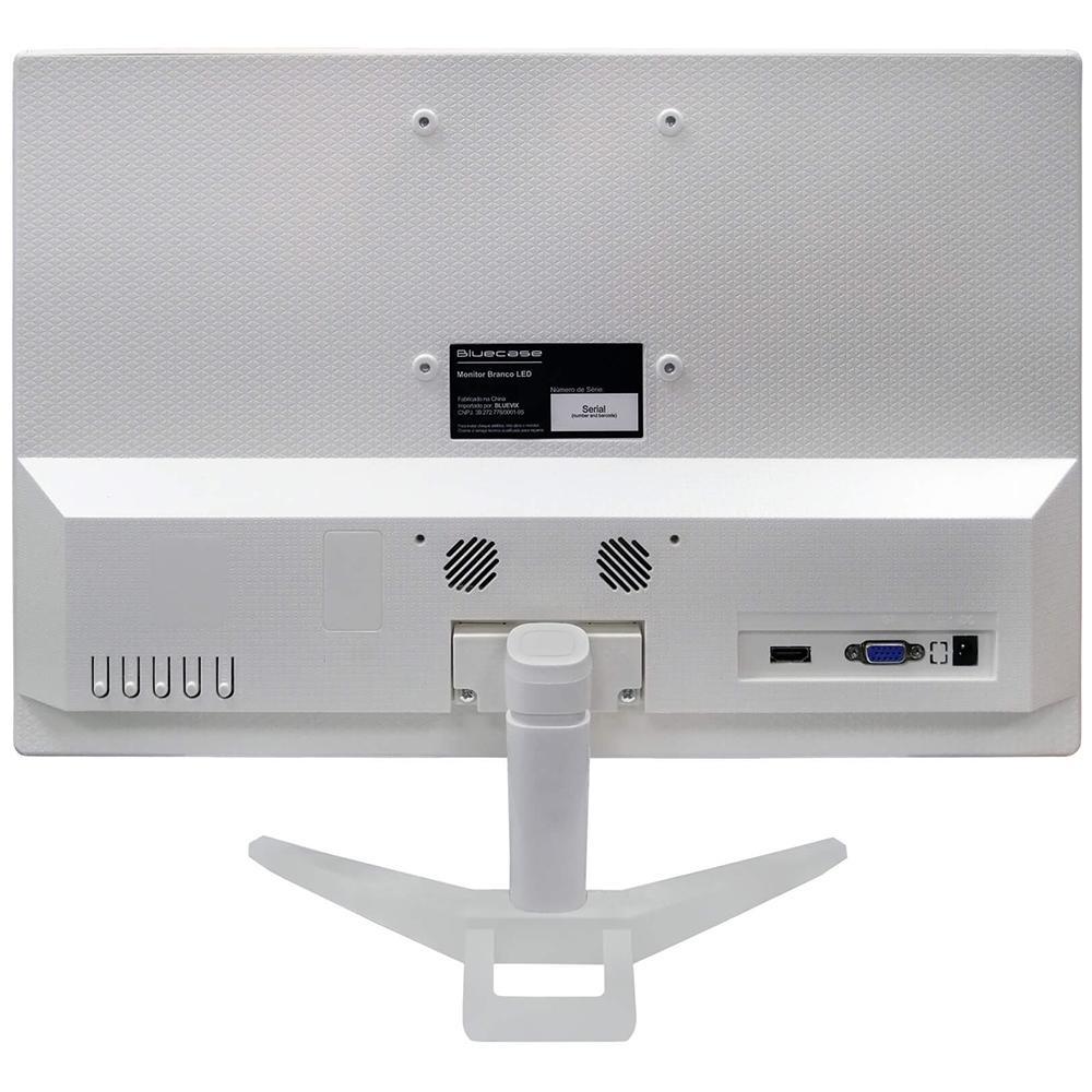 """Monitor Bluecase LED 19"""" Branco Bluecase BM19X4HVW"""