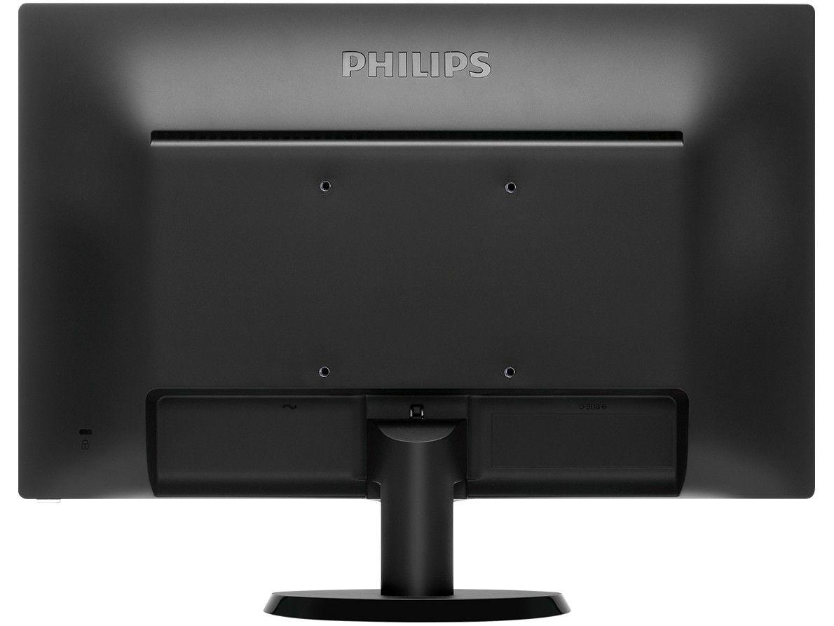 "Monitor para PC Philips V Line 193V5LHSB2 - 18,5"" LED Widescreen HD HDMI VGA"