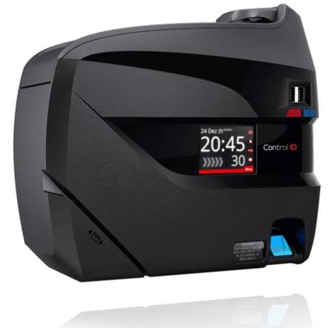 Registrador Ponto Biométrico REP iDClass - Control iD