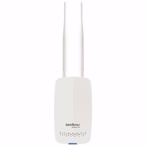 Roteador Wi-Fi Intelbras Hotspot 300 2 Antenas C/ Check-in no Facebook