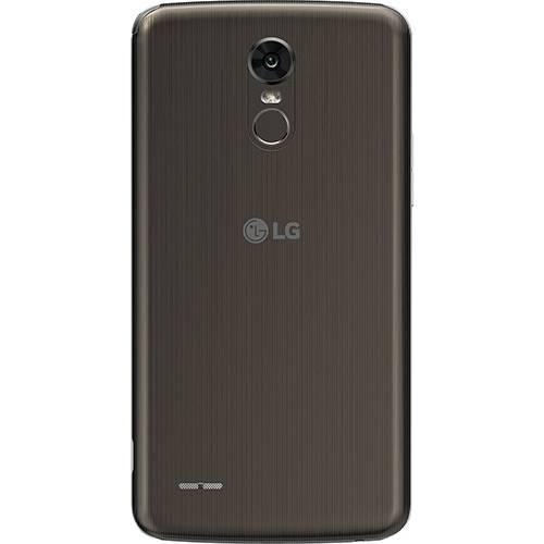 "Smartphone LG K10 Pro Dual Chip Android 7.0 Nougat Tela 5.7"" Octacore 32GB 4G Wi-Fi Câmera 13MP - Titânio"