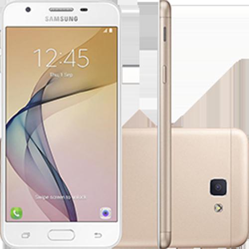 """Smartphone Samsung Galaxy J5 Prime Dual Chip Android 6.0 Tela 5""""  32GB 4G Wi-Fi Câmera 13MP com Leitor de Digital - Dourado"""