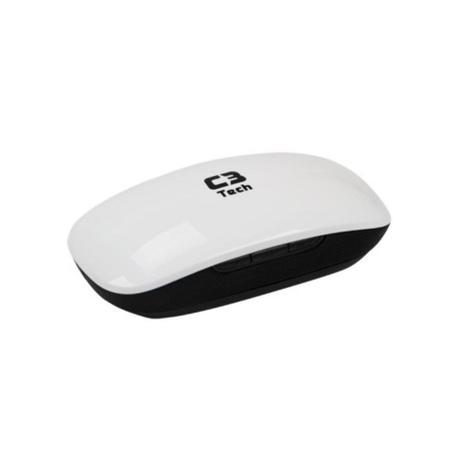 Speaker 2.0 Portatil Bit box ST-120 Branco C3Tech