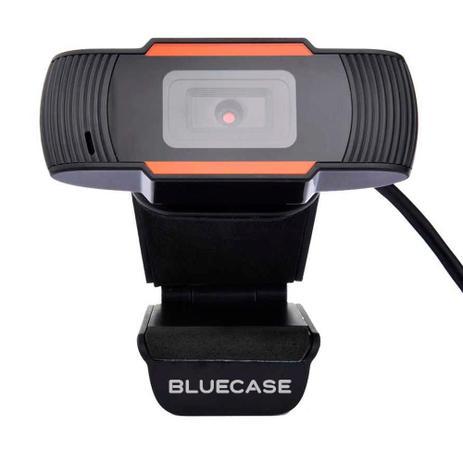Webcam Bluecase, HD, 720p, Preto Laranja - BWEB720P01