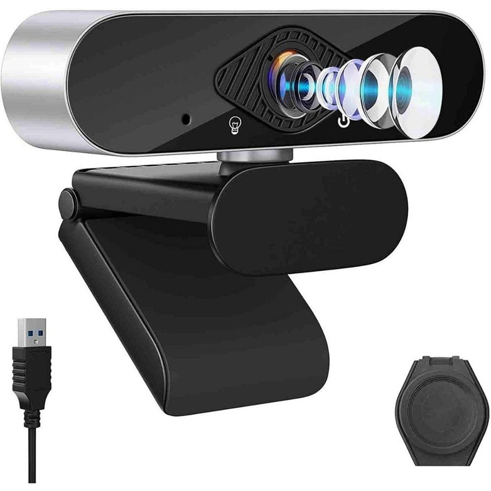 WEBCAM MYMAX  1080P FULL HD USB