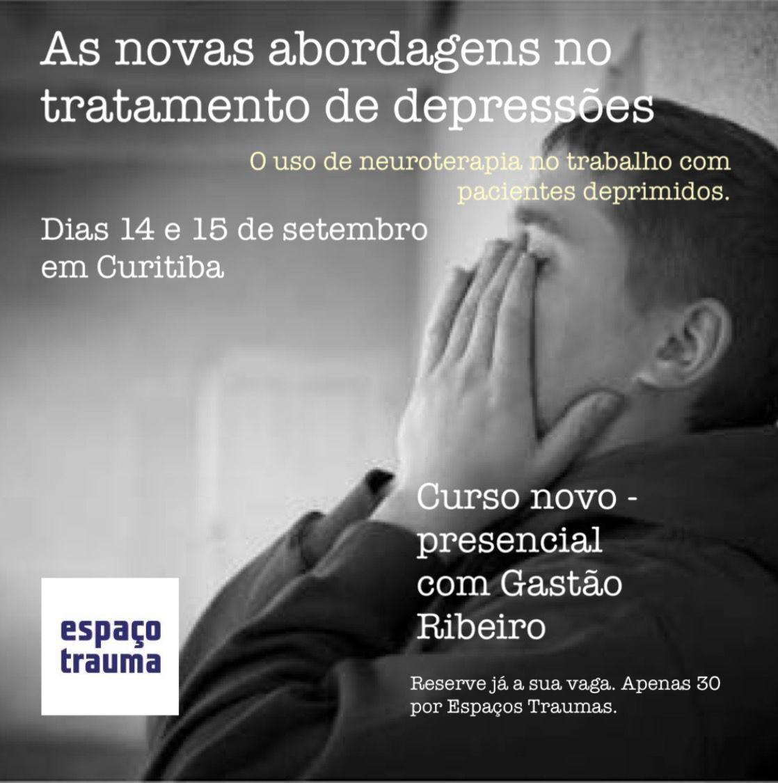 As Novas Abordagens no Tratamento de Depressões em Curitiba