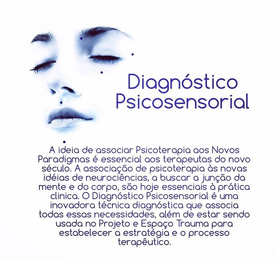DIAGNÓSTICO  PSICOSENSORIAL
