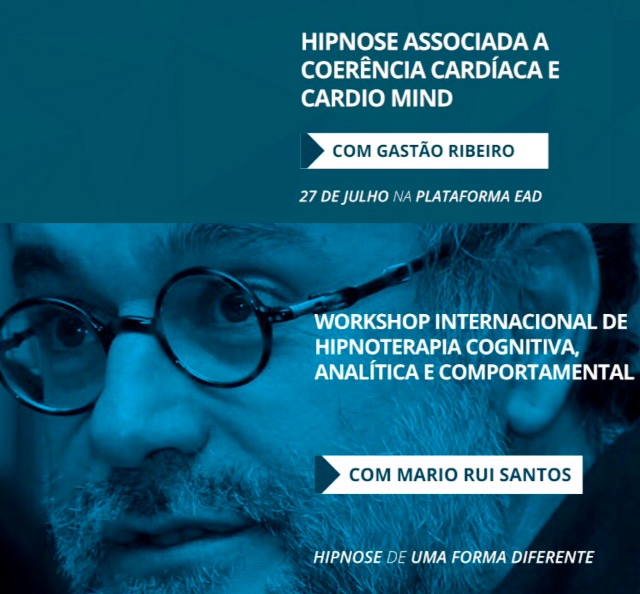 Workshop de Hipnoterapia Cognitiva