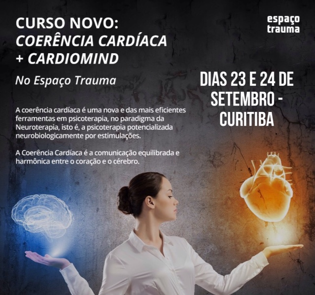 CURITIBA - NOVAS FERRAMENTAS EM CARDIO MIND E COERÊNCIA CARDÍACA