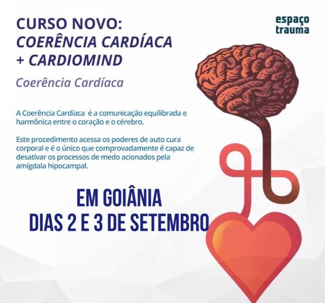 Goiânia - Novas Ferramentas em Cardio Mind e Coerência Cardíaca