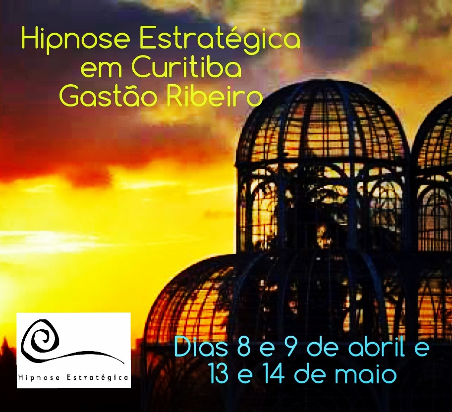 HIPNOSE ESTRATÉGICA - CURITIBA