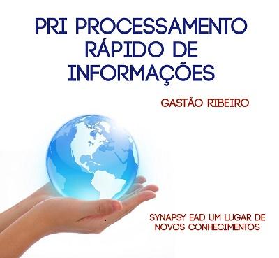 PROCESSAMENTO RÁPIDO DE INFORMAÇÃO - GASTÃO RIBEIRO