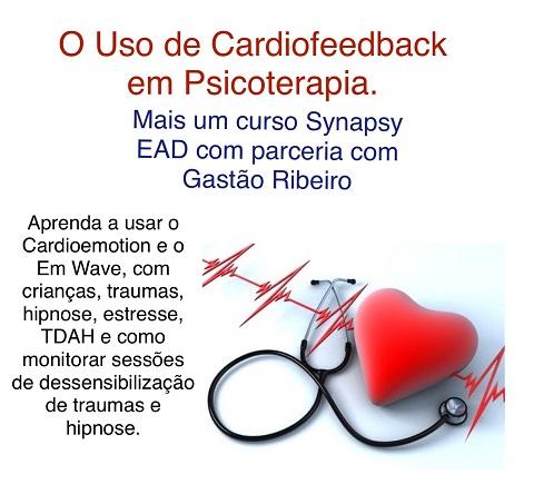 O USO DO CÁRDIO FEEDBACK EM PSICOTERAPIA - GASTÃO RIBEIRO