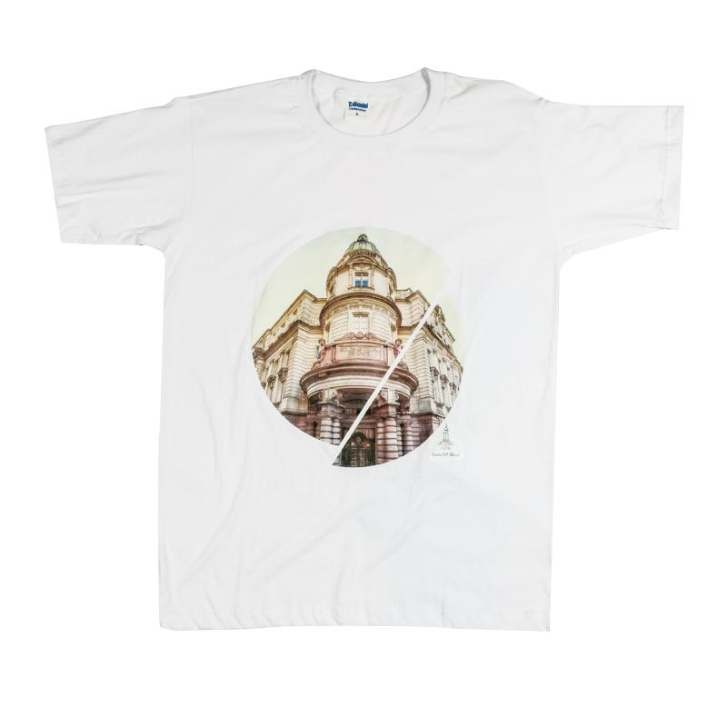 """Camiseta """"Fachada"""""""