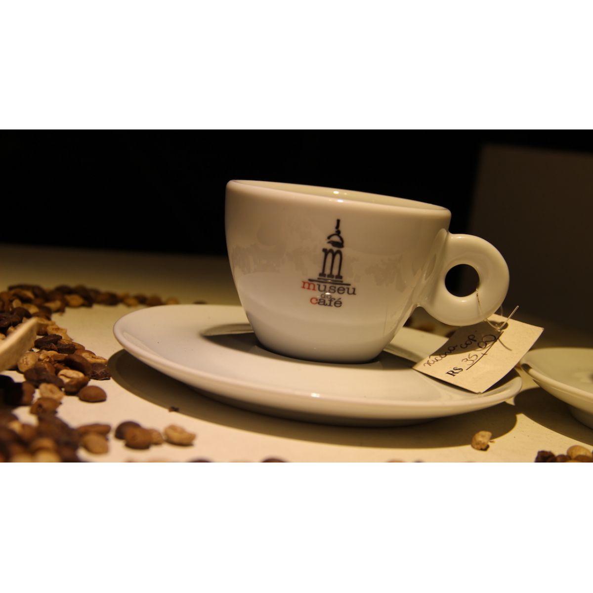 Xícara de café capuccino 145ml