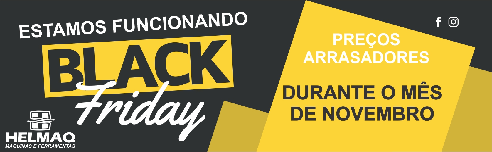 black friday e na helmaq